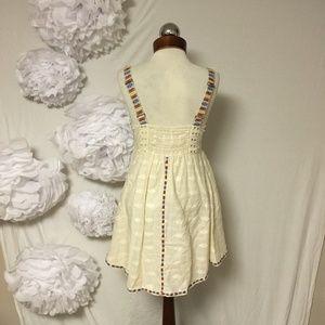 Free People Dresses - 'New Romantics' Free people embroidered sun dress